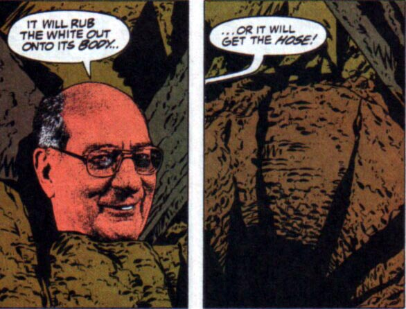 A mastermind revealed (Ambush Bug Nothing Special, 1992)