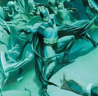 Batman 680 cover by Alex Ross