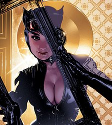 Catwoman 74 Published Cover