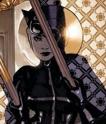 Catwoman 74 Solicited Cover