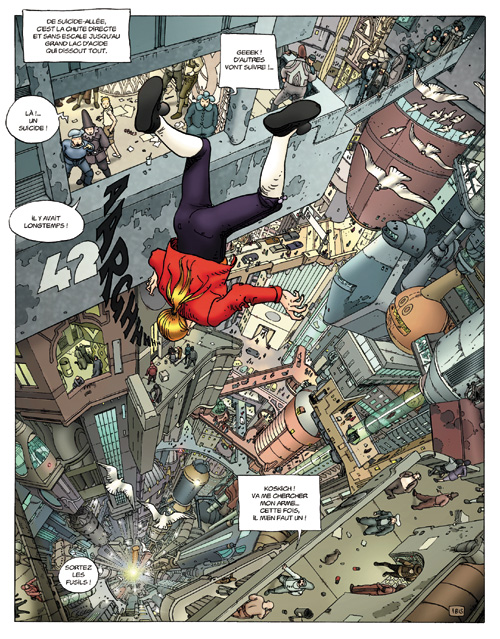 Incal city recolored